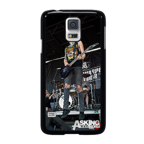 ASKING ALEXANDRIA METALCORE Cover Samsung Galaxy S5
