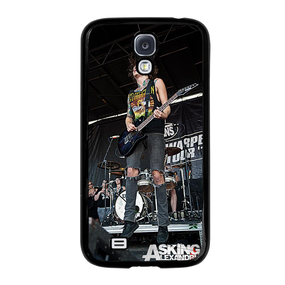 ASKING ALEXANDRIA METALCORE Cover Samsung Galaxy S4