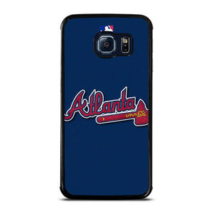 ATLANTA BRAVES LOGO MLB 66 Cover Samsung Galaxy S6 Edge