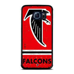 ATLANTA FALCONS LOGO 2 Cover Samsung Galaxy S6 Edge