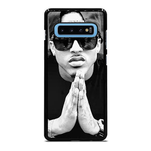 AUGUST ALSINA Cover Samsung Galaxy S10 Plus - bravocover
