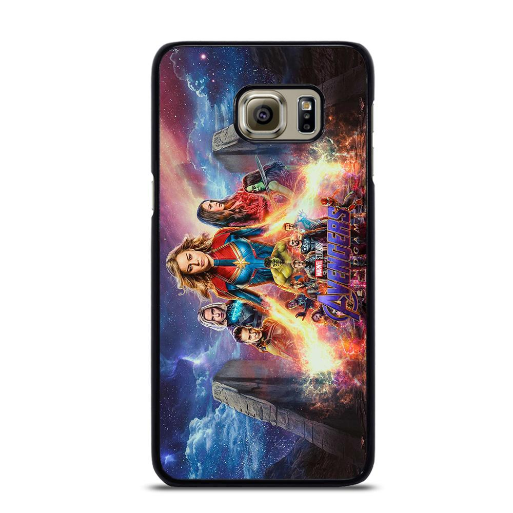 AVENGERS ENDGAME 3 Cover Samsung Galaxy S6 Edge Plus