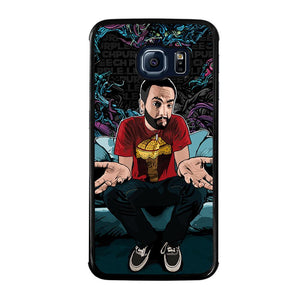 A DAY TO REMEMBER FAN ART FRIDAY Cover Samsung Galaxy S6 Edge