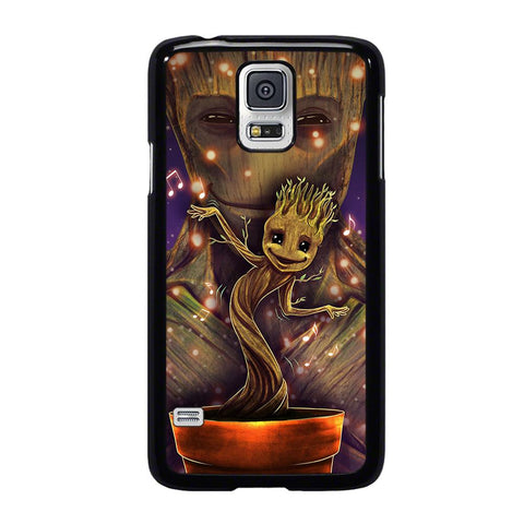 BABY GROOT 2 Cover Samsung Galaxy S5