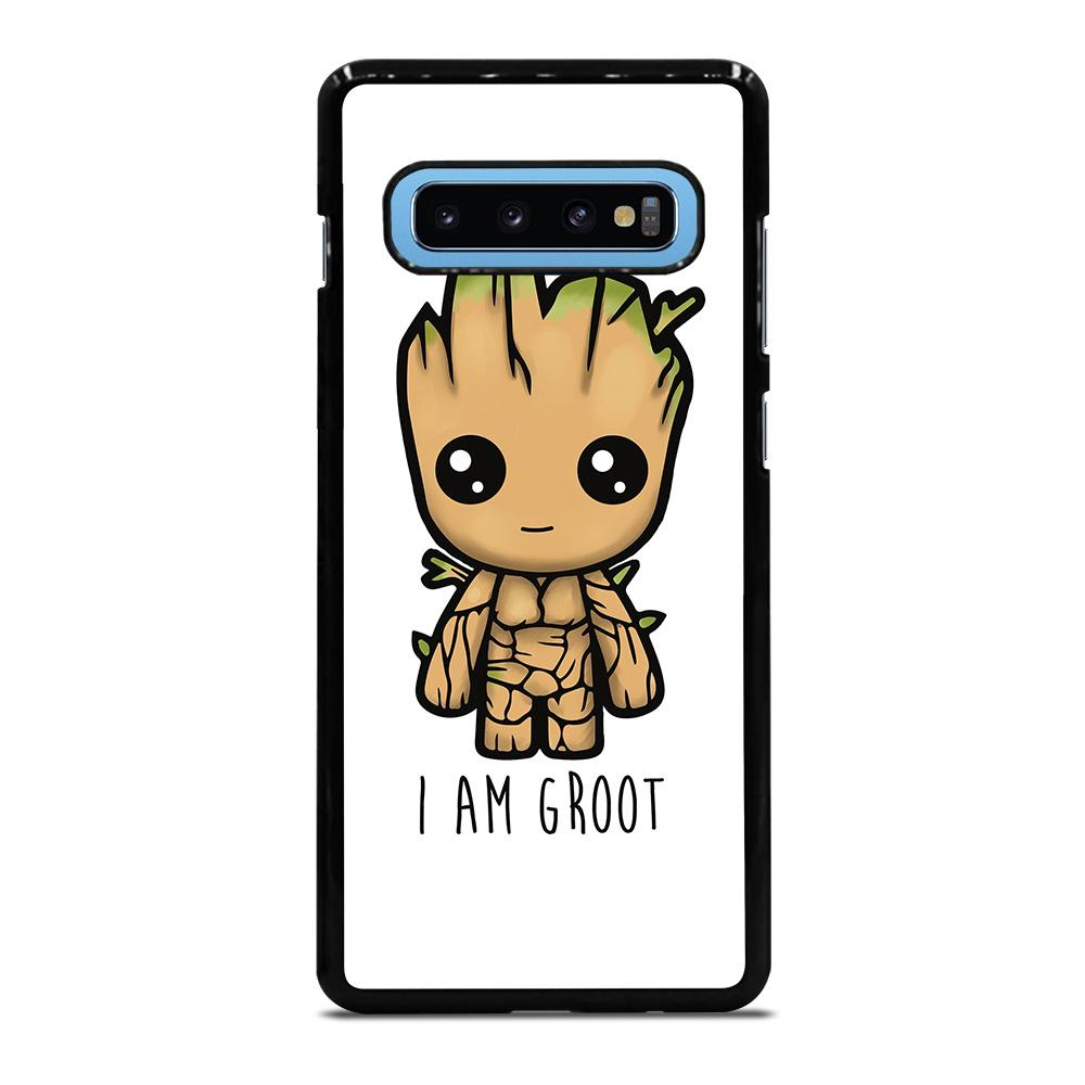 BABY I AM GROOT Cover Samsung Galaxy S10 Plus