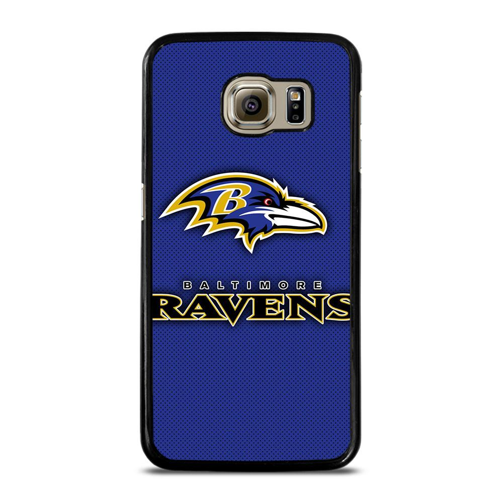 BALTIMORE RAVENS LOGO Cover Samsung Galaxy S6