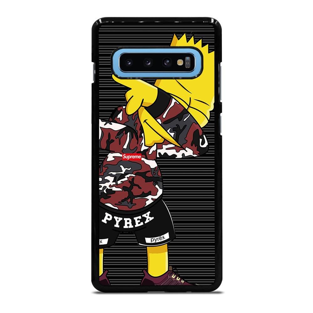 BART SIMPSONS DAB Cover Samsung Galaxy S10 Plus - bravocover