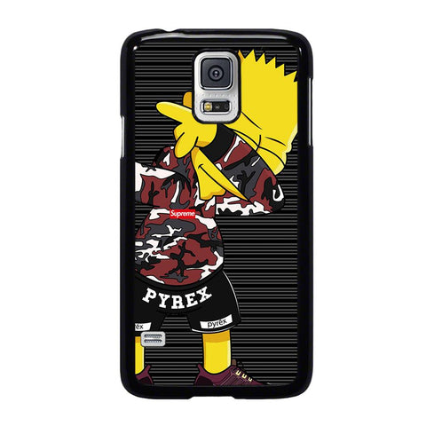BART SIMPSONS DAB Cover Samsung Galaxy S5