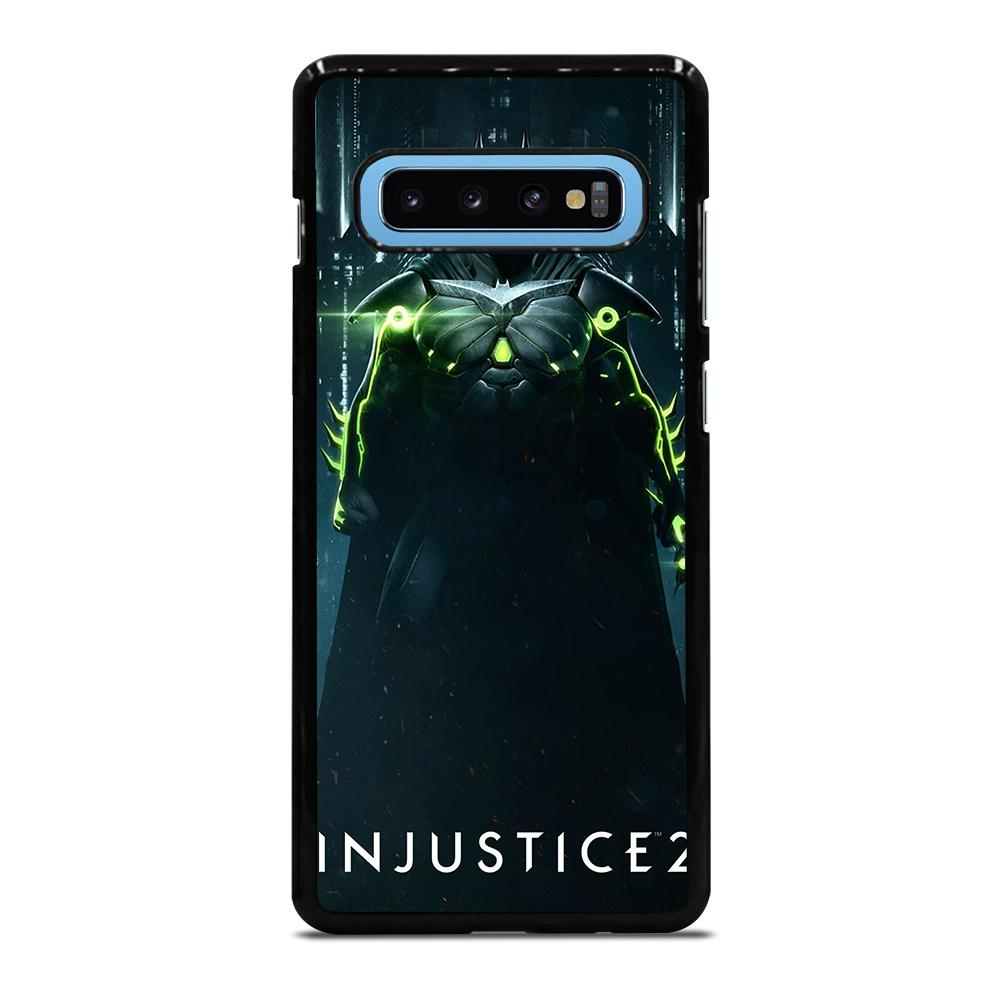 BATMAN INJUSTICE 2 Cover Samsung Galaxy S10 Plus - bravocover