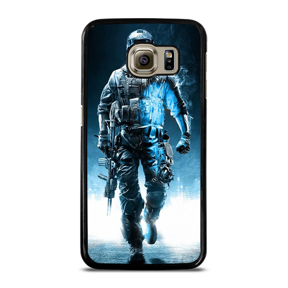 BATTLEFIELD 3 ACTION GAME Cover Samsung Galaxy S6