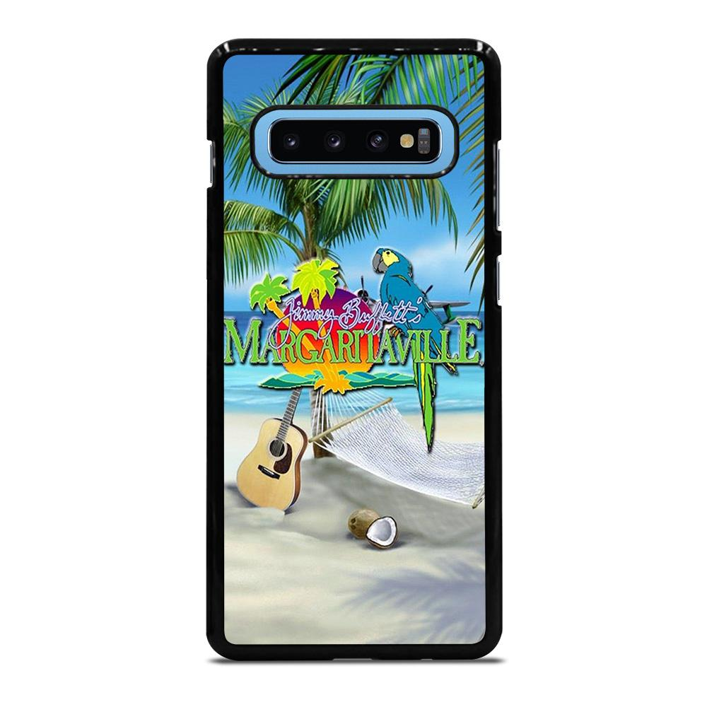 BEACH JIMMY BUFFETS MARGARITAVILLE 2 Cover Samsung Galaxy S10 Plus