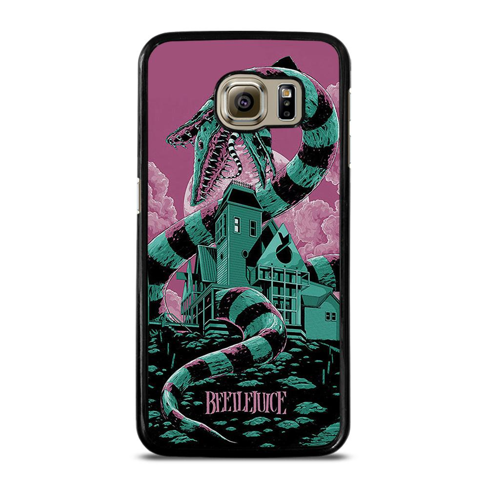 BEETLEJUICE Cover Samsung Galaxy S6