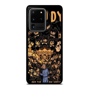coque custodia cover fundas hoesjes j3 J5 J6 s20 s10 s9 s8 s7 s6 s5 plus edge D12320 BENDY AND THE INK MACHINE 2 Samsung Galaxy S20 Ultra Case