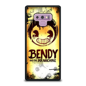 coque custodia cover fundas hoesjes j3 J5 J6 s20 s10 s9 s8 s7 s6 s5 plus edge D12359 BENDY AND THE INK MACHINE Samsung Galaxy Note 9 Case