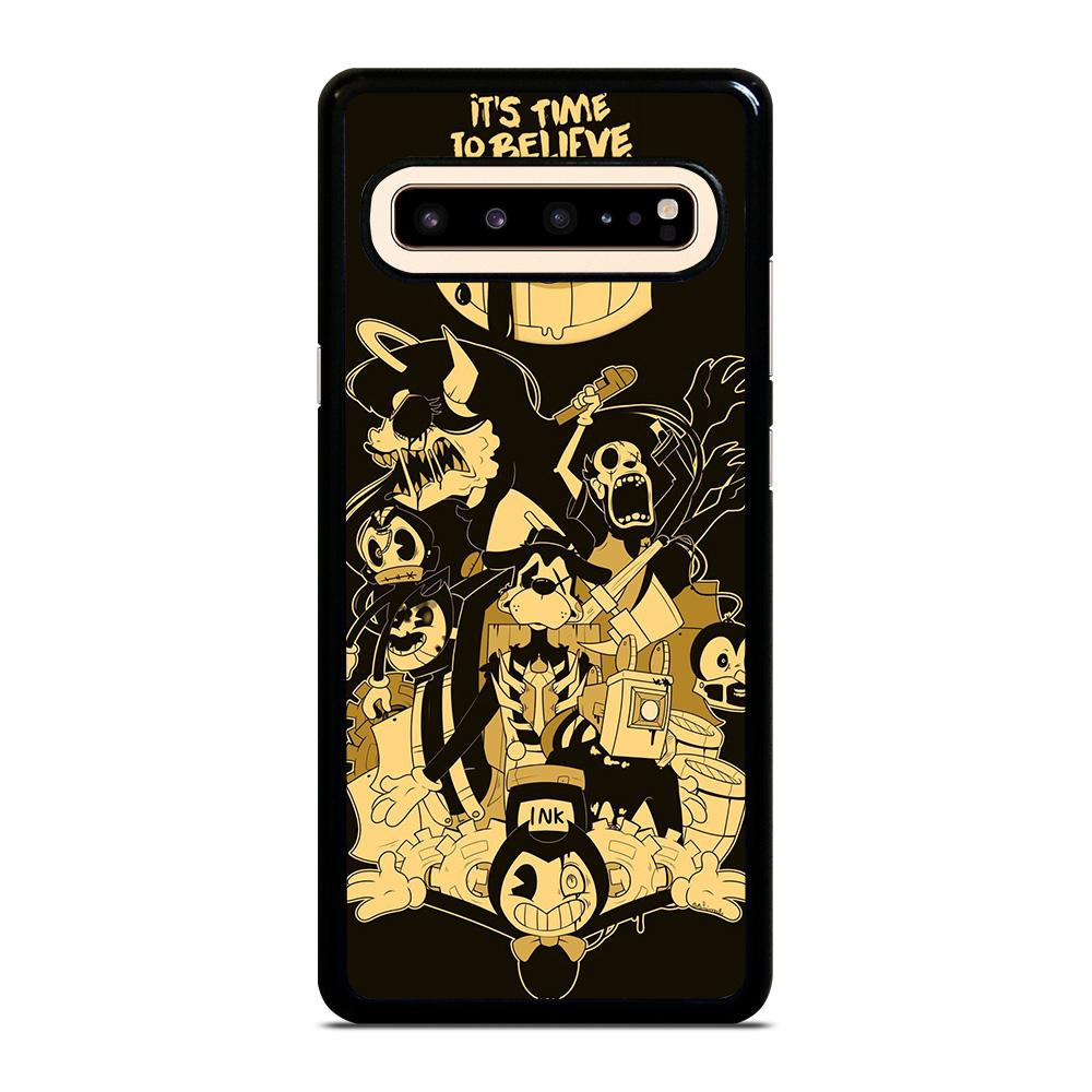 coque custodia cover fundas hoesjes j3 J5 J6 s20 s10 s9 s8 s7 s6 s5 plus edge D12301 BENDY AND THE INK MACHINE 1 Samsung Galaxy S10 5G Case