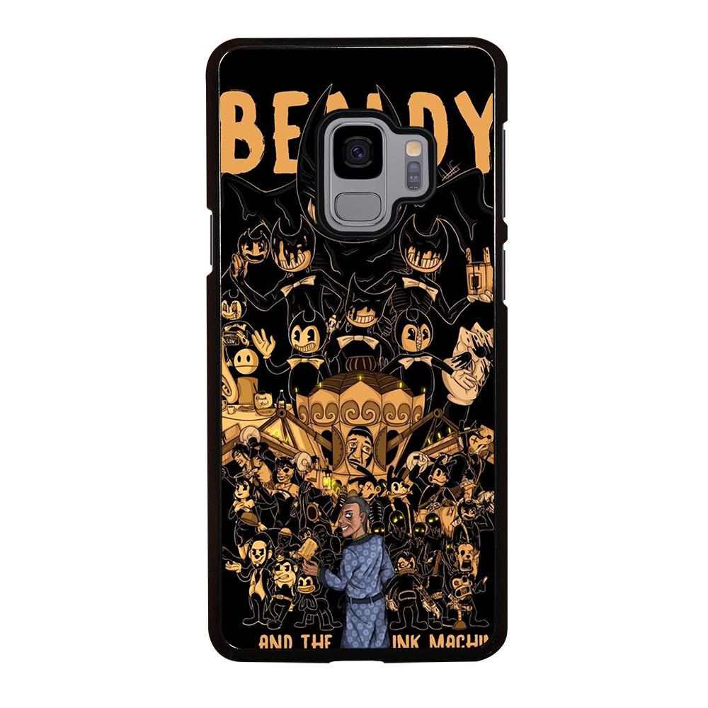 coque custodia cover fundas hoesjes j3 J5 J6 s20 s10 s9 s8 s7 s6 s5 plus edge D12325 BENDY AND THE INK MACHINE 2 Samsung Galaxy S9 Case