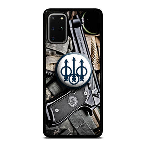 coque custodia cover fundas hoesjes j3 J5 J6 s20 s10 s9 s8 s7 s6 s5 plus edge D12389 BERETTA LOGO IN THE GUN 2 Samsung Galaxy S20 Plus Case