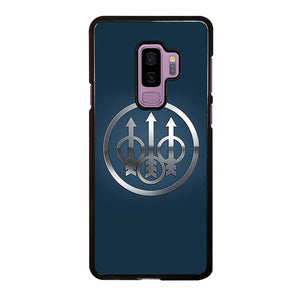 coque custodia cover fundas hoesjes j3 J5 J6 s20 s10 s9 s8 s7 s6 s5 plus edge D12434 BERETTA LOGO Samsung Galaxy S9 Plus Case