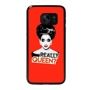 coque custodia cover fundas hoesjes j3 J5 J6 s20 s10 s9 s8 s7 s6 s5 plus edge D12697 BIANCA DEL RIO REALLY QUEEN Samsung galaxy s7 edge Case