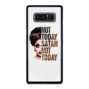 coque custodia cover fundas hoesjes j3 J5 J6 s20 s10 s9 s8 s7 s6 s5 plus edge D12733 BIANCA NOT TODAY SATAN Samsung Galaxy Note 8 Case