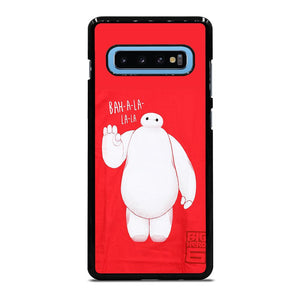 BIG HERO 6 BAYMAX FIRST PUMP Cover Samsung Galaxy S10 Plus - bravocover