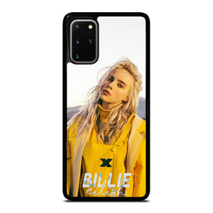 coque custodia cover fundas hoesjes j3 J5 J6 s20 s10 s9 s8 s7 s6 s5 plus edge D12996 BILLIE EILISH SINGER Samsung Galaxy S20 Plus Case