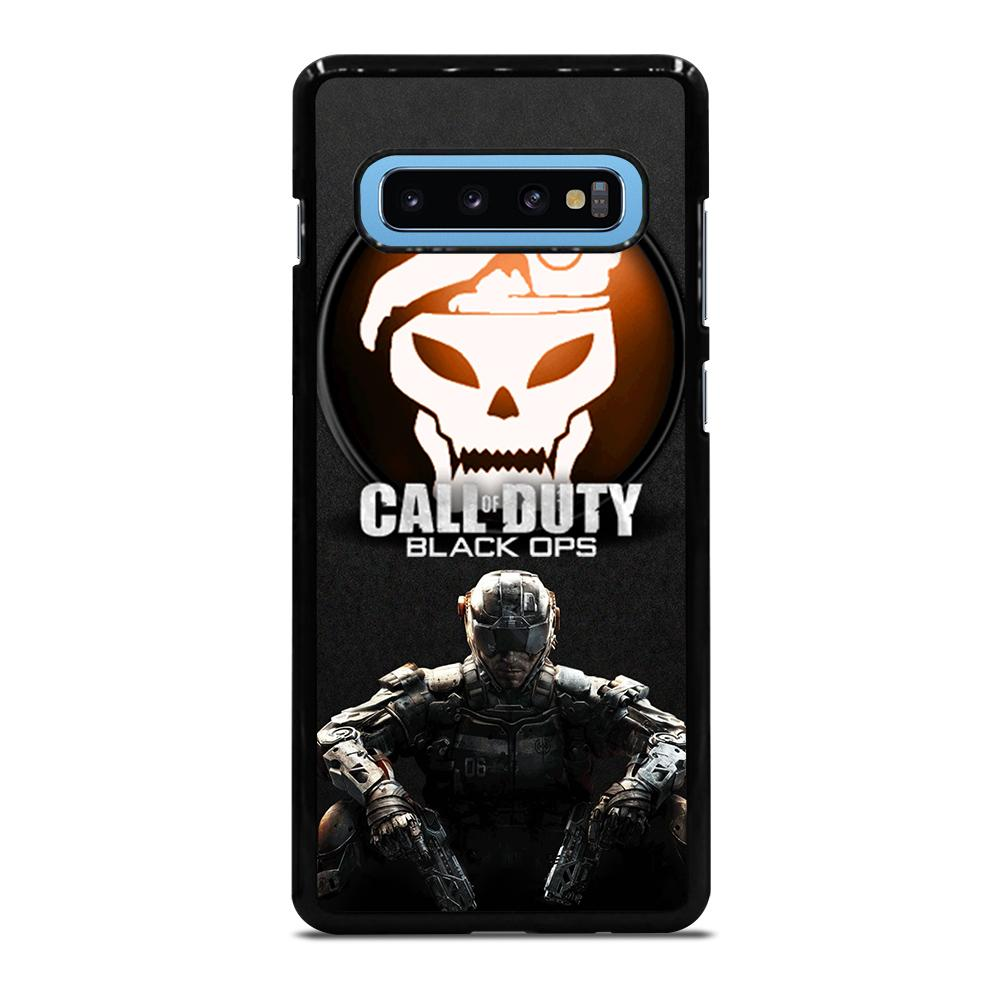 BLACK OPS CALL OF DUTY Cover Samsung Galaxy S10 Plus - bravocover