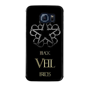 BLACK VEIL BRIDES GOLD Cover Samsung Galaxy S6 Edge