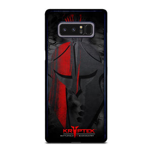 coque custodia cover fundas hoesjes j3 J5 J6 s20 s10 s9 s8 s7 s6 s5 plus edge D13041 BLACK KRYPTEK NOMAD #1 Samsung Galaxy Note 8 Case