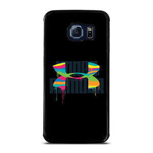 BLACK UNDER ARMOUR Cover Samsung Galaxy S6 Edge