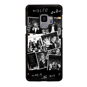 coque custodia cover fundas hoesjes j3 J5 J6 s20 s10 s9 s8 s7 s6 s5 plus edge D13183 BLACK WHITE WHY DON'T WE Samsung Galaxy S9 Case