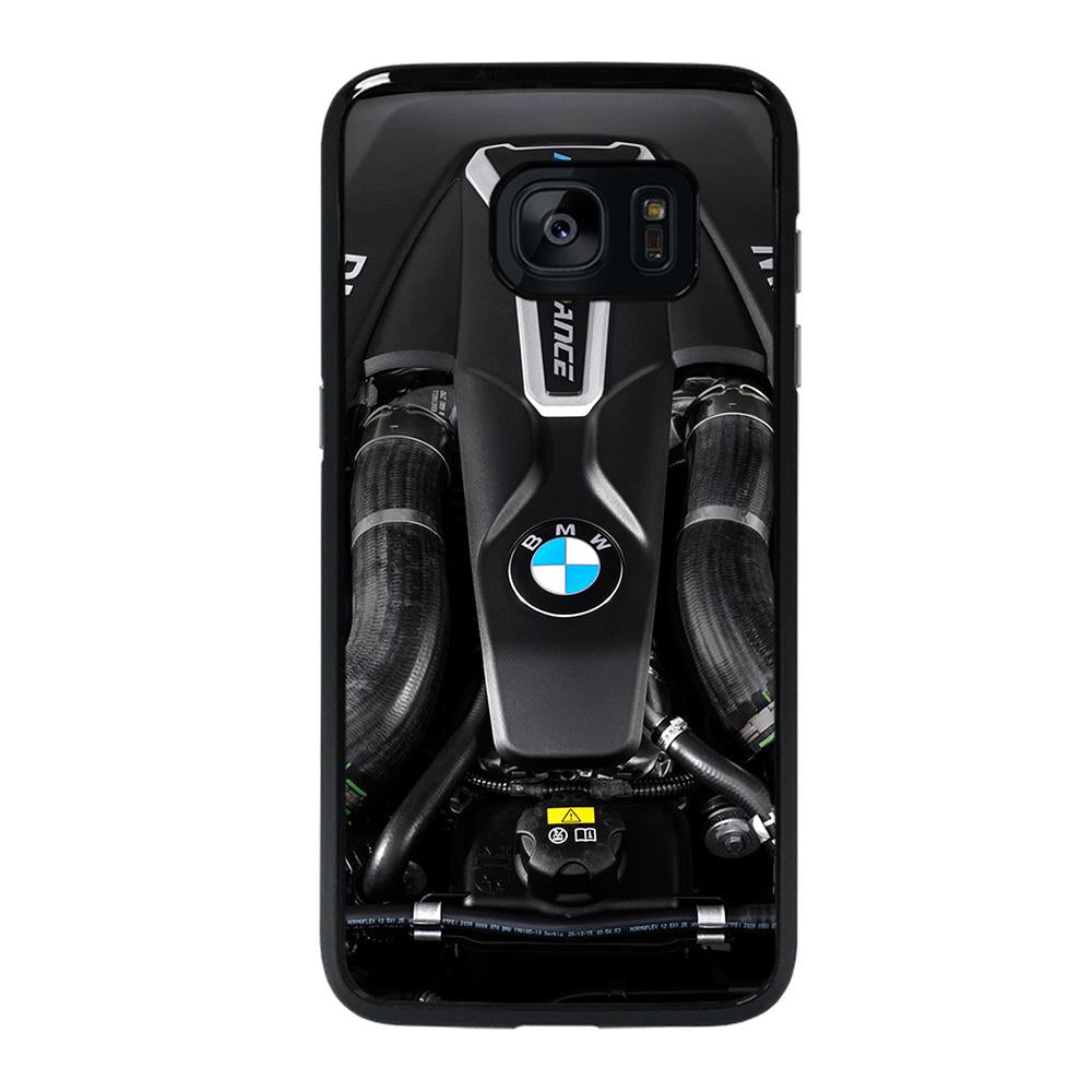 coque custodia cover fundas hoesjes j3 J5 J6 s20 s10 s9 s8 s7 s6 s5 plus edge D13397 BMW ENGINE #2 Samsung galaxy S7 edge Case