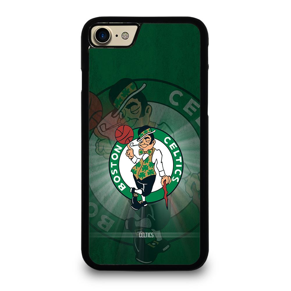 coque custodia cover fundas iphone 11 pro max 5 6 7 8 plus x xs xr se2020 C11991 BOSTON CELTICS #4 iPhone 7 / 8 Case