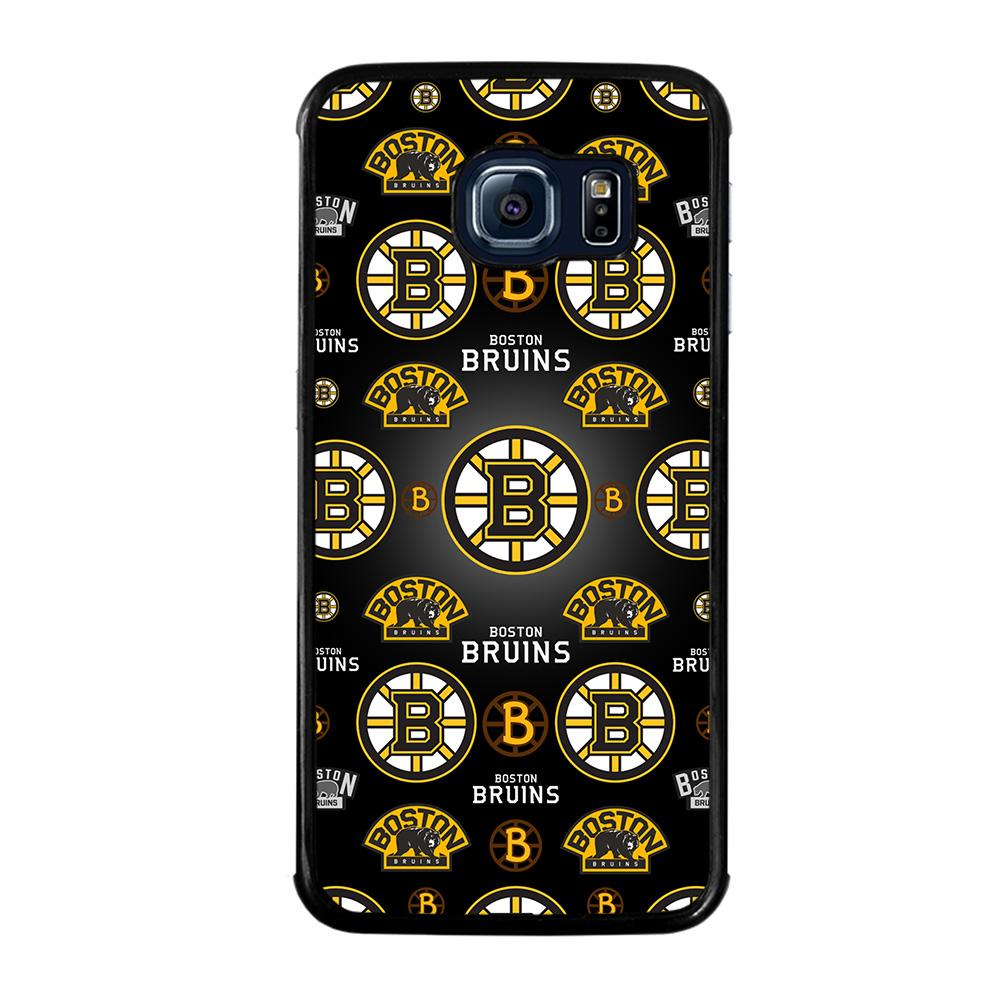 BOSTON BRUINS COLLAGE Cover Samsung Galaxy S6 Edge