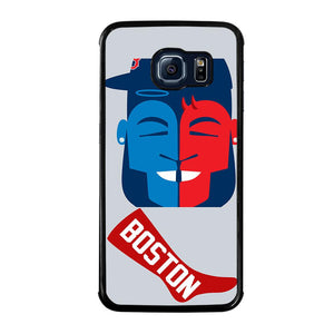 BOSTON RED SOX AND ORTIZ FACE Cover Samsung Galaxy S6 Edge