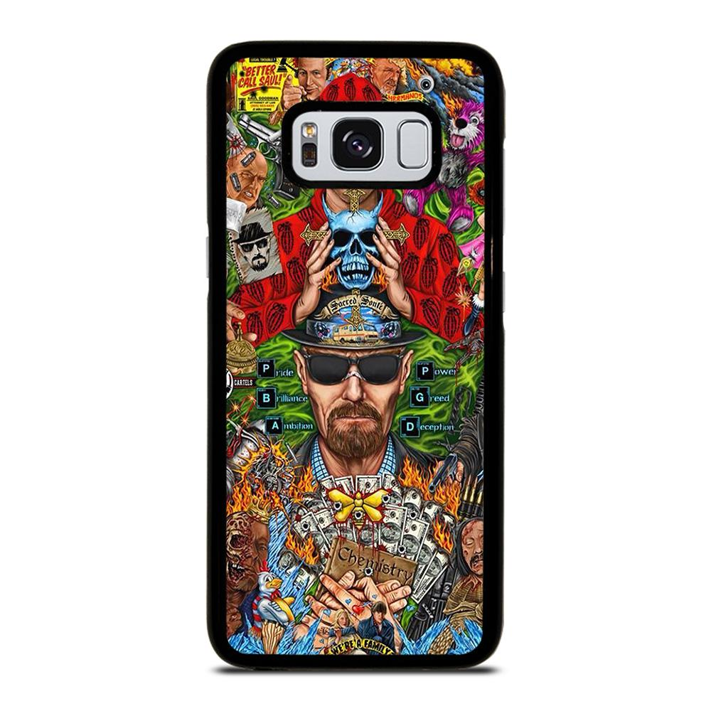 BREAKING BAD MONTAGE Cover Samsung Galaxy S8,cover s8 di marca clear view standing cover s8 recensione,BREAKING BAD MONTAGE Cover Samsung Galaxy S8