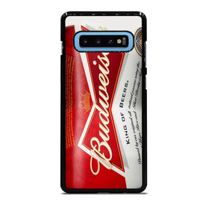 BUDWEISER CAN KING OF BEER Cover Samsung Galaxy S10 Plus - bravocover