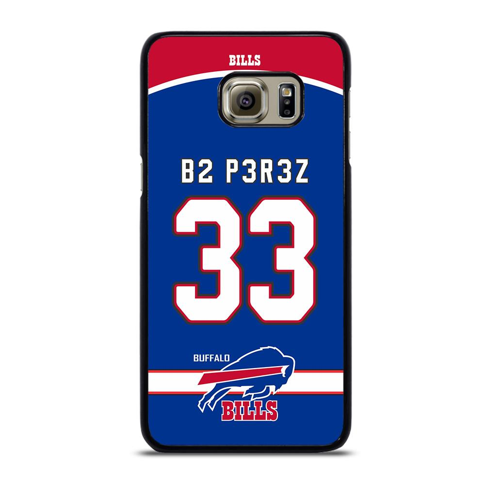 BUFFALO BILLS JERSEY Cover Samsung Galaxy S6 Edge Plus
