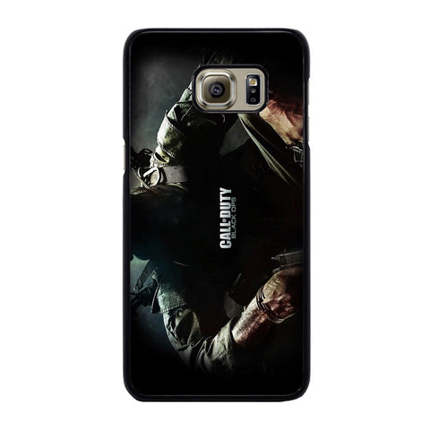CALL OF DUTY BLACK OPS Cover Samsung Galaxy S6 Edge Plus