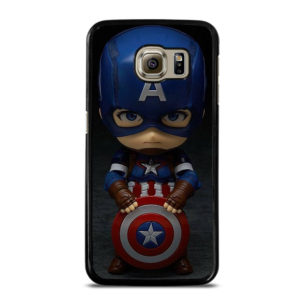 CAPTAIN AMERICA HERO Cover Samsung Galaxy S6