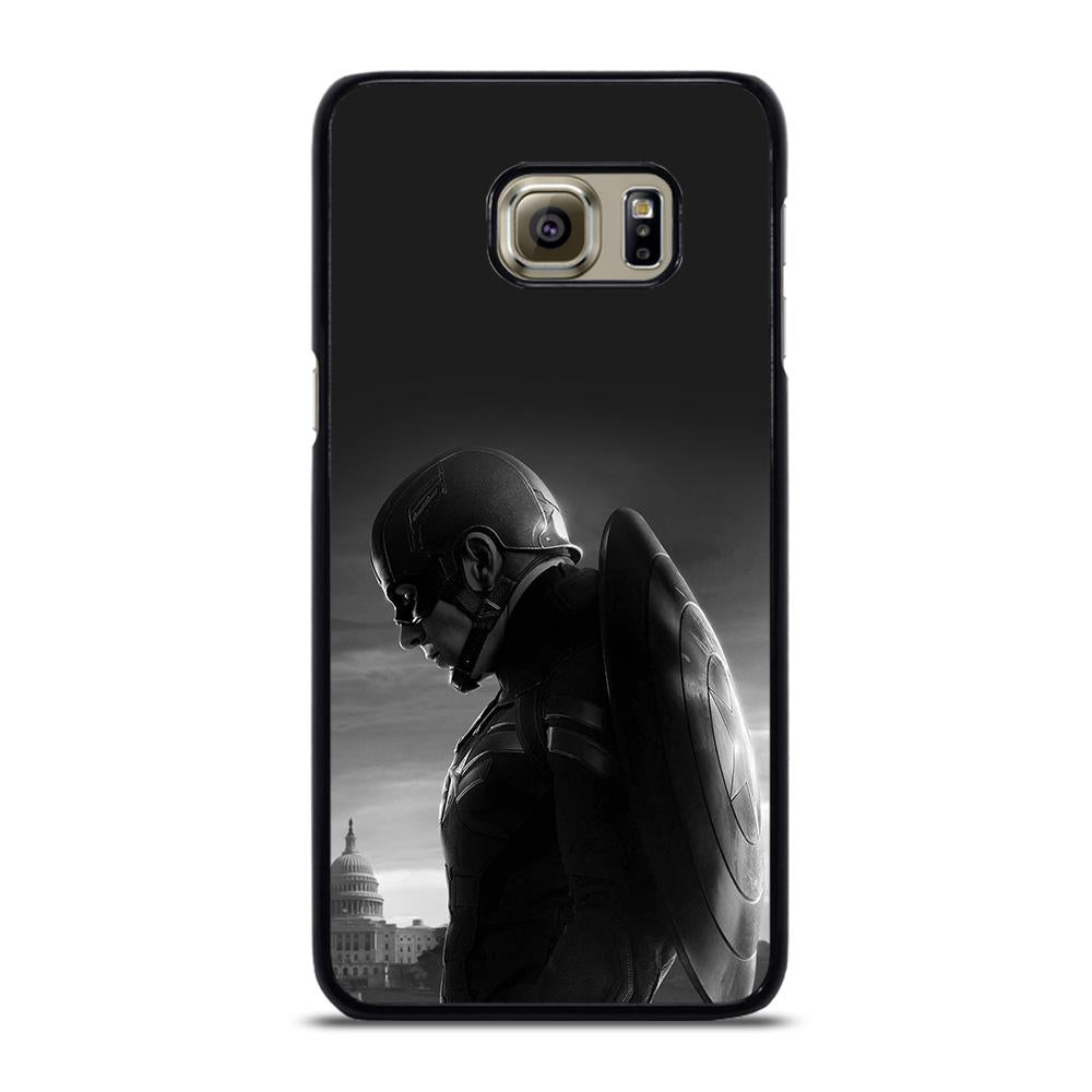 CAPTAIN AMERICA SAD Cover Samsung Galaxy S6 Edge Plus