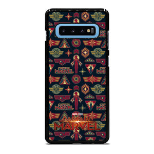 CAPTAIN MARVEL LOGO Cover Samsung Galaxy S10 Plus