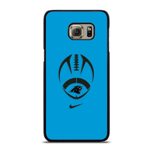 CAROLINA PANTHERS BLUE LOGO Cover Samsung Galaxy S6 Edge Plus