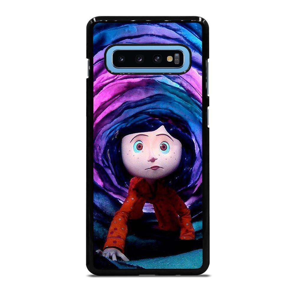 CARTOON CORALINE Cover Samsung Galaxy S10 Plus - bravocover