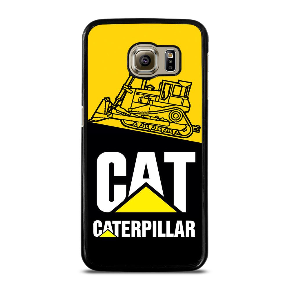 CATERPILLAR BULLDOZER Cover Samsung Galaxy S6
