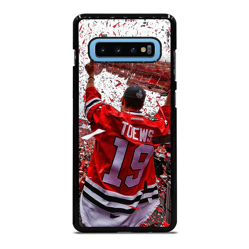 CEREMONY CHICAGOBLACKHAWKS HOCKEY Cover Samsung Galaxy S10 Plus - bravocover