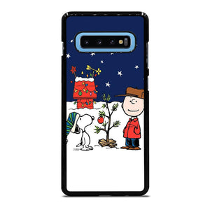 CHARLIE BROWN PEANUTS COMICS SNOOPY Cover Samsung Galaxy S10 Plus - bravocover