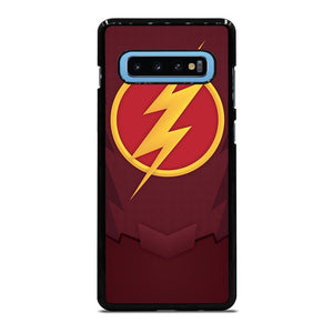 CHEST LOGO THE FLASH Cover Samsung Galaxy S10 Plus - bravocover