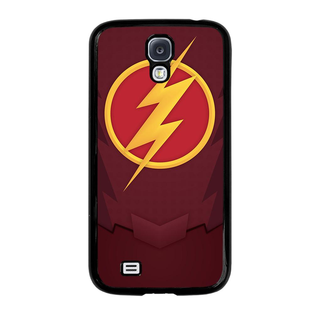 CHEST LOGO THE FLASH Cover Samsung Galaxy S4