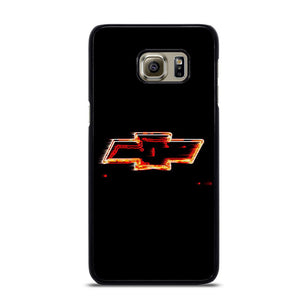 CHEVY BOWTIE NEON LOGO Cover Samsung Galaxy S6 Edge Plus